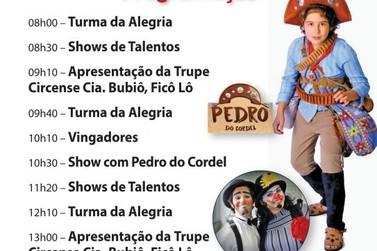 Iguape promove Festa da Criança da Rede Municipal