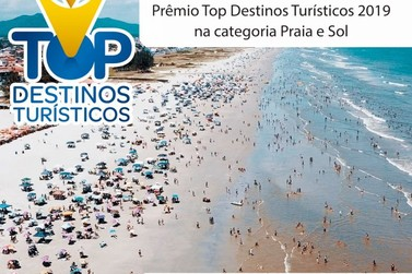 "Ilha é finalista do prêmio ""Top Destinos Turísticos"" na categoria Mar e Sol"