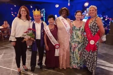 Ilha elege rei, rainha, príncipe e princesa da melhor idade