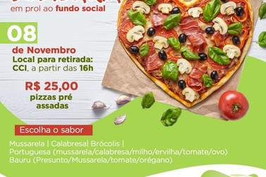 Pizza Solidária fará o Natal de muitas famílias de Miracatu mais feliz