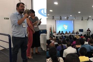 Registro sedia Pré-Conferência Regional da Defensoria Pública do Vale do Ribeira