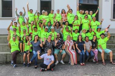 Semana do Idoso foi animada em Iguape com diversas atividades