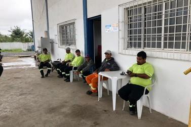 Trabalhadores da limpeza pública em Registro podem entrar em greve