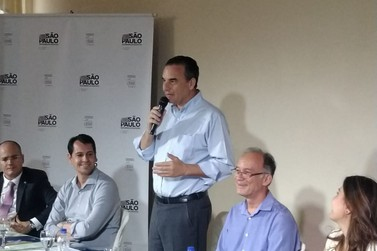 CODIVAR promove Assembleia em Registro com o secretário, Flávio Amary