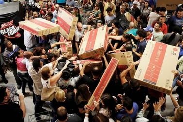 Comerciantes esperam faturar mais na Black Friday deste ano