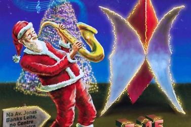 Vem aí a 5ª Parada de Natal de Registro. O maior espetáculo natalino do Vale
