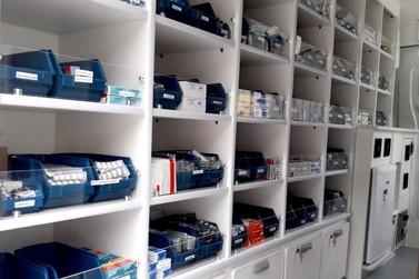 Cajati ganha Farmácia Móvel