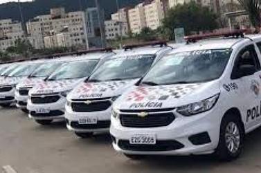 Governo do Estado entrega 1.820 viaturas para reforçar a frota da PM