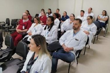 Hospital Regional realiza treinamento em doação e transplante de órgãos