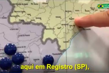 Loja da Havan será instalada em Registro em 2020