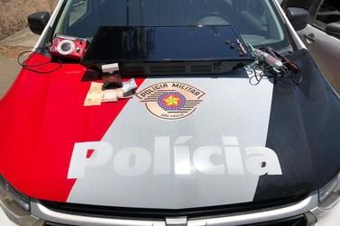 Por meio de redes sociais PM prende 3 suspeitos de furto em Registro