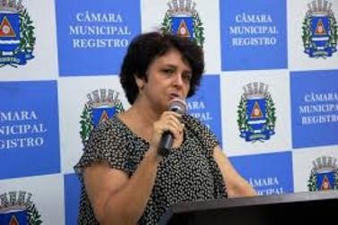 Vereadora prestará contas à população em encontro de mandato
