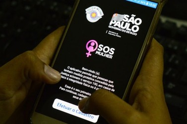 """Aplicativo """"SOS Mulher"""" vai auxiliar mulheres em risco de violência doméstica"""