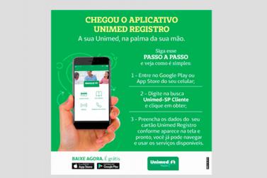 Aplicativos modernizam e agilizam atendimentos na UNIMED Registro