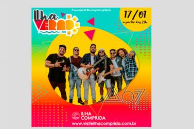 Atitutde 67 leva samba pro palco do Festival Ilha Verão 2020 desta sexta-feira
