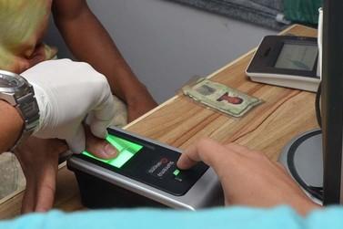 Eleitores que ainda não fizeram a biometria obrigatória têm até 6 de maio