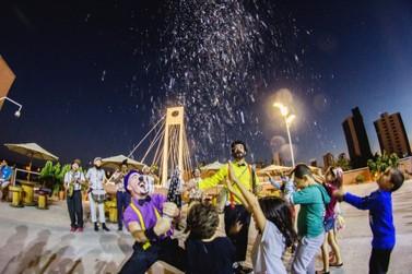 Espetáculo itinerante, Fanfarra Circense, invade o Sesc Registo neste domingo