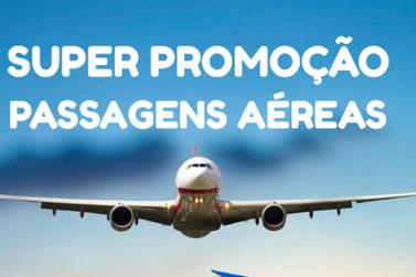 Gol disponibiliza passagens aéreas a partir de R$ 61,80