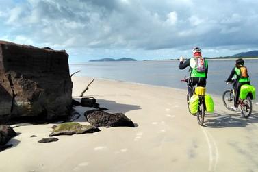 Ilha Comprida tem roteiro para amantes de cicloturismo