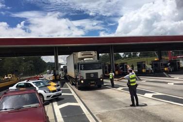Operação Rodovia Mais Segura detém 217 pessoas e recupera 68 veículos