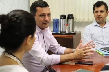 Presidente do Consaúde reúne equipe técnica e traça planejamento para 2020
