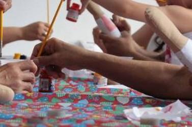 Sesc Registro oferece oficina de bordado livre para crianças