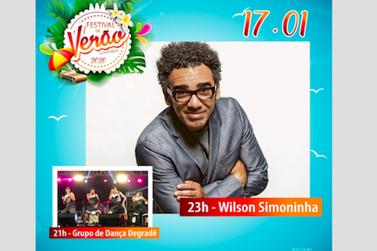 Wilson Simoninha é atração principal do Festival de Verão de Cananéia