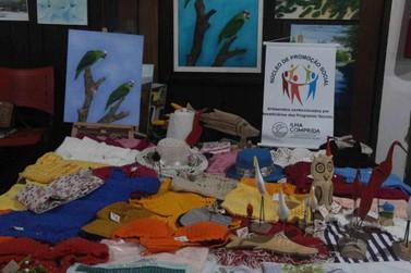 XX Feira de Artesanato Tradicional vai até o dia 26 de janeiro