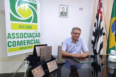 Presidente reeleito da ACIAR faz balanço de gestão e projeta futuro da entidade