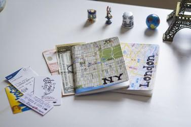 Saiba como fazer o seu Diário de Viagem