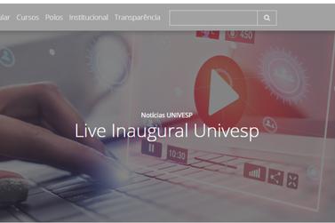 UNIVESP promove transmissão ao vivo e tira dúvidas da comunidade
