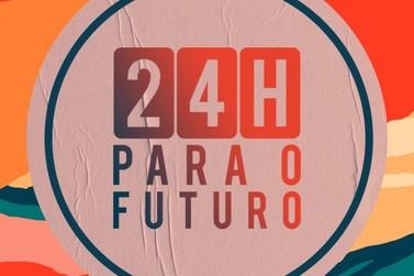 24h para o Futuro' reunirá influenciadores, líderes empresariais em lives