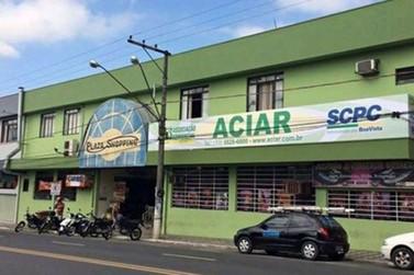 ACIAR pede à prefeitura reabertura do comércio para evitar desemprego