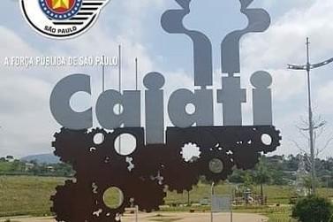 Adolescente é apreendido em Cajati por roubo em posto de gasolina