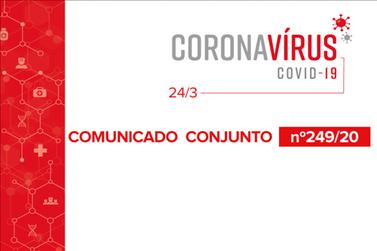 Comunicado conjunto normatiza trabalho remoto na 1ª Instância
