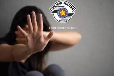 Homem é preso por violência doméstica em Eldorado na tarde de hoje (24)