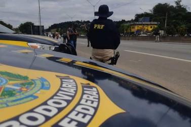"""PRF coordena campanha """"Siga em frente, caminhoneiro"""""""