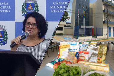 Vereadora quer garantir mais cestas básicas à população vulnerável e aciona MP