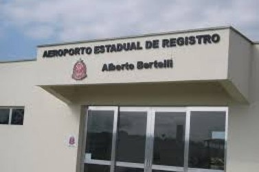Aeroporto de Registro será privatizado