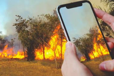 Registro lança aplicativo para receber denúncias de queimadas no município