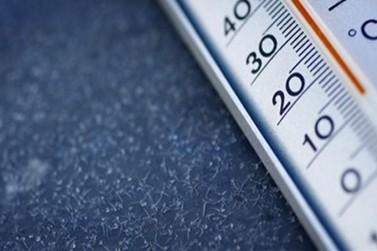 Temperatura em Registro vai cair de 3º a 5º na próxima semana