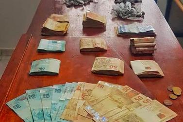 Casal é preso em Juquiá após roubo à mão armada