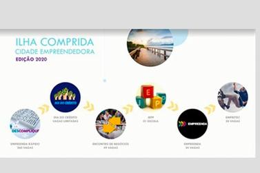 Ilha Comprida e Sebrae-SP abrem inscrições de cursos em várias áreas da economia