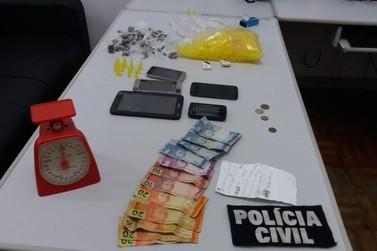 Polícia Civil realiza buscas e apreensões em três endereços em Cananéia