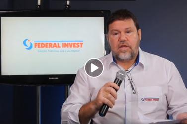 Presidente da Federal Invest fala a empresários em lives semanais