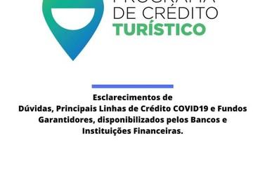 """Secretaria de Turismo do Estado lança """"tira dúvidas"""" do Programa de Crédito"""