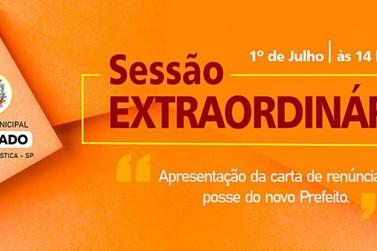 Dinoel Pedroso Rocha assume a Prefeitura de Eldorado nesta quarta-feira (1)