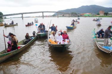 Embarcações também estão proibidas de entrar em Iguape para festa religiosa