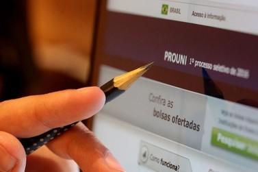 Já estão abertas as inscrições para o Prouni com quase 170 mil bolsas
