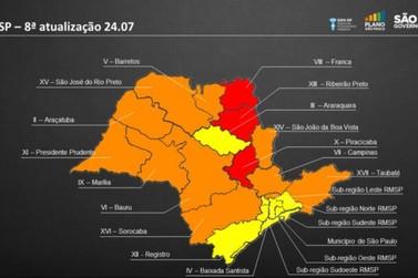 MP recomenda volta à fase vermelha dos municípios do Vale do Ribeira